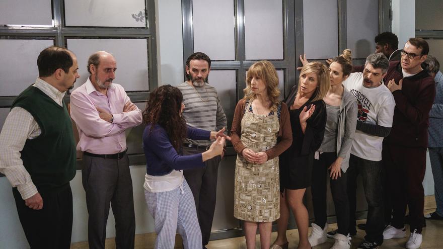 'La que se avecina' comparte las primeras fotos de su temporada 12, antes en Amazon que en Telecinco