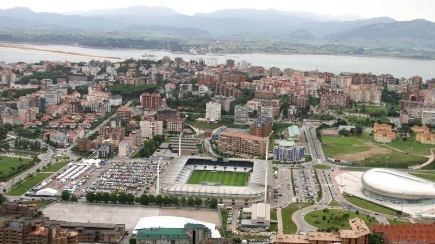 El PRC pide un convenio que regule el uso de los Campos de Sport de El Sardinero