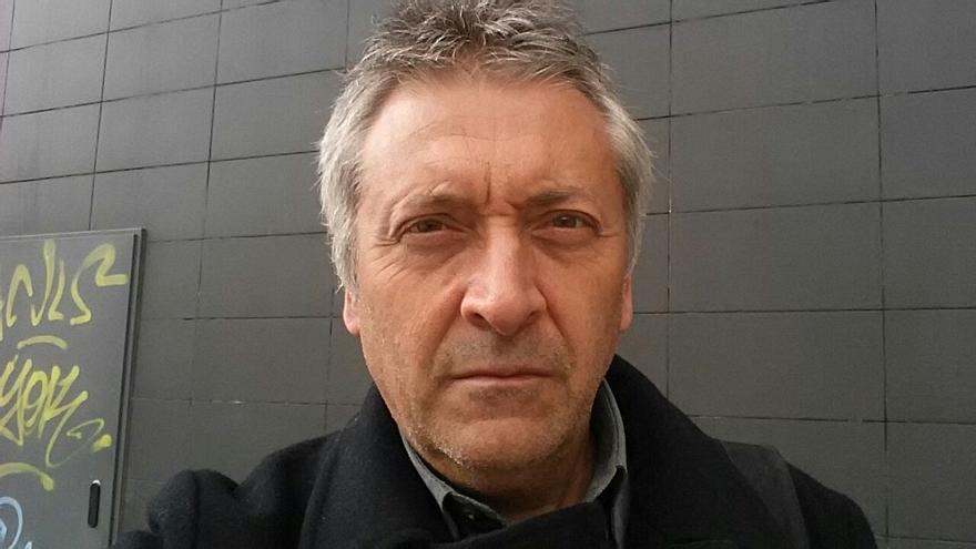 Robert Manrique fue presidente de la AVT en Catalunya.