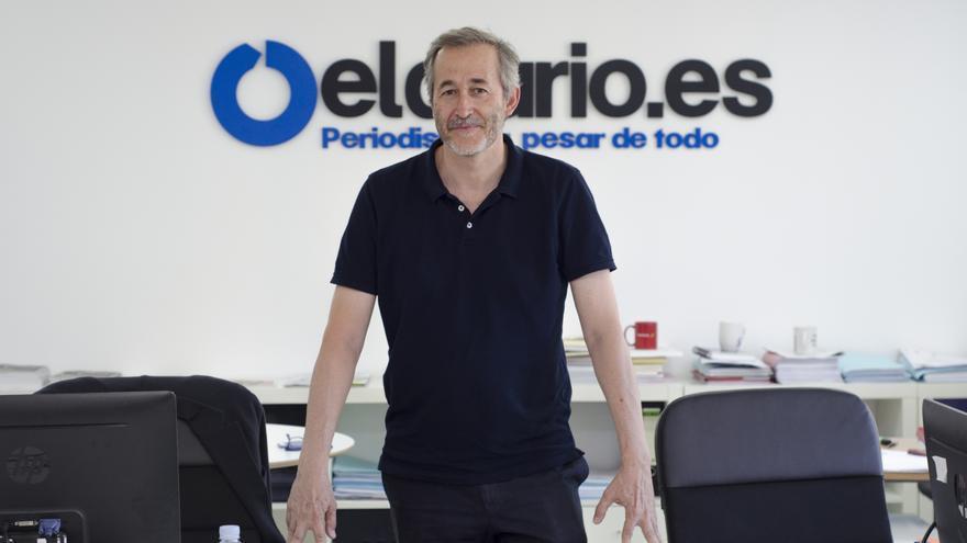 Gumersindo Lafuente, nuevo jefe de Opinión de eldiario.es