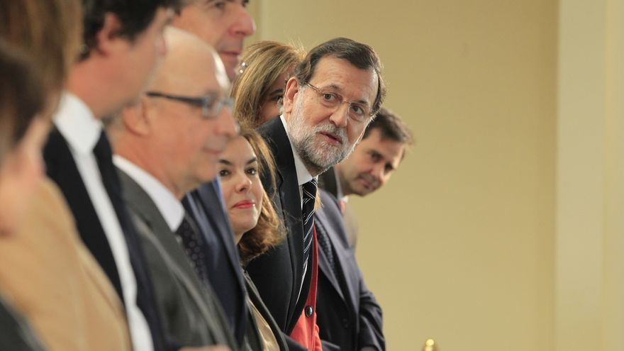 AMPL- Rajoy presenta mañana la lista del PP por Madrid en un acto al que asisten Aguirre y Cifuentes