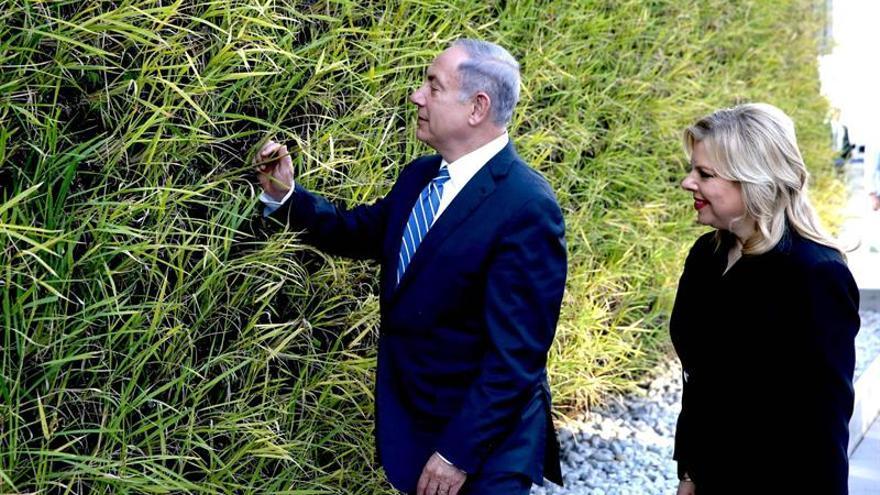 La Policía israelí investiga posibles donaciones a Netanyahu transferidas a su familia