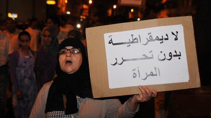 """El estereotipo de """"mujer, madre y esposa"""" sigue vigente en la sociedad marroquí, según un estudio"""