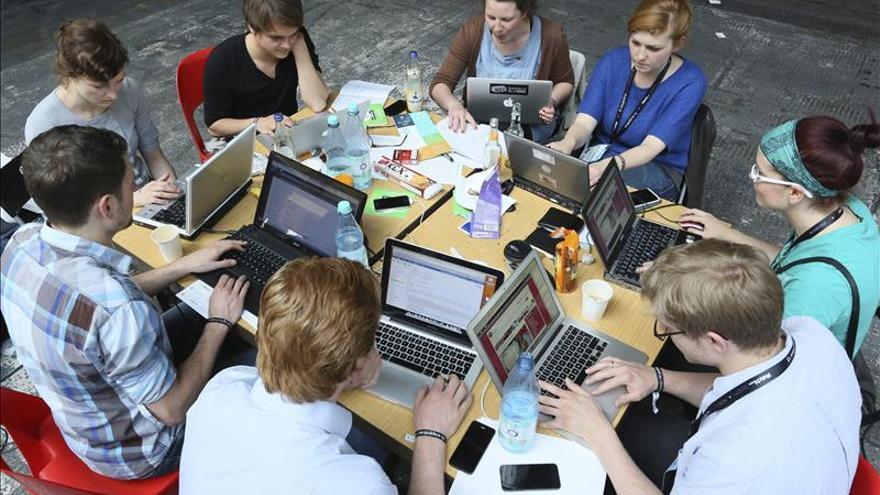Más de 4.000 millones de personas sin acceso a internet, según un organismo de la ONU