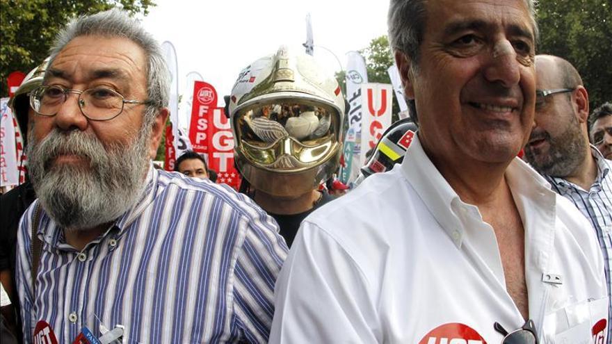 José Ricardo Martínez, reelegido para su quinto mandato en UGT Madrid