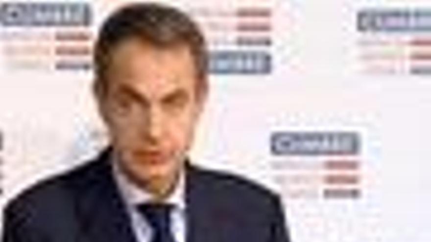 Zapatero en el American Business Council