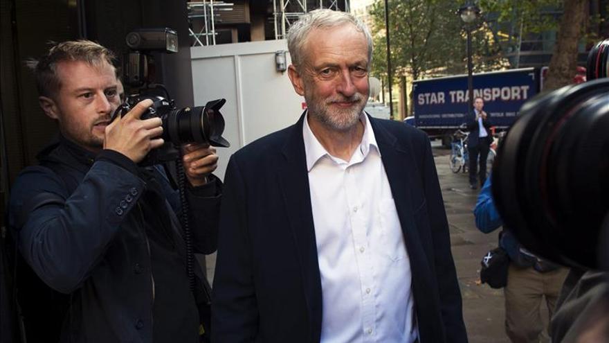 El nuevo líder del Partido Laborista británico, Jeremy Corbyn. EFE