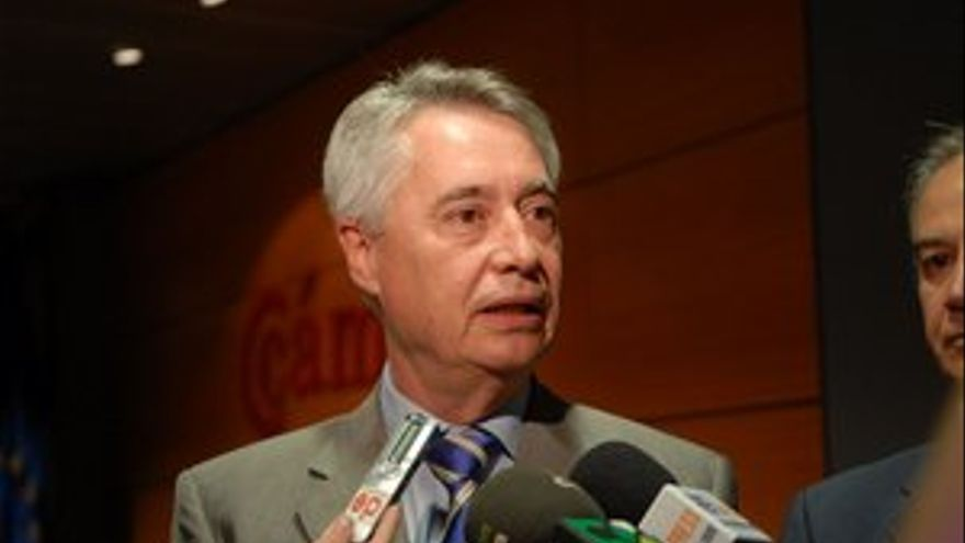 José Sánchez Tinoco. (ACFI PRESS)
