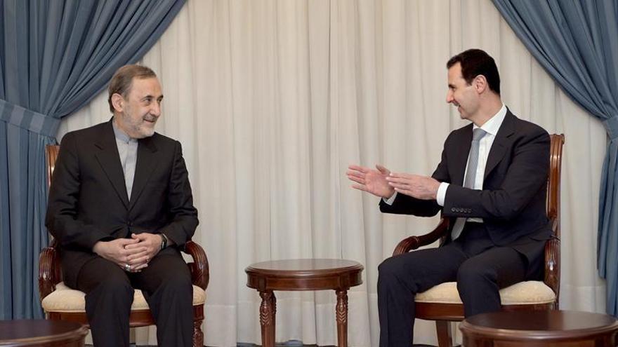 Irán renueva su apoyo a Siria en la lucha antiterrorista que amenaza la región