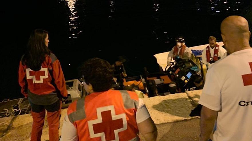 Los inmigrantes llegaron a las costas de Torrevieja y Alicante