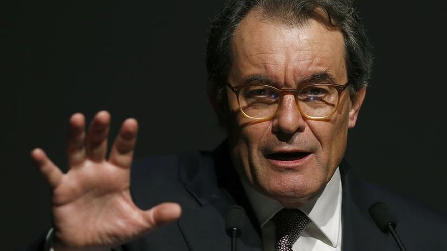 """Mas ve """"lejos"""" un acuerdo y apuesta abiertamente por el Estado catalán"""