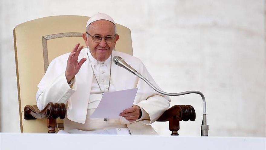 """El Papa afirma que el cuerpo humano no es un """"objeto de placer"""""""