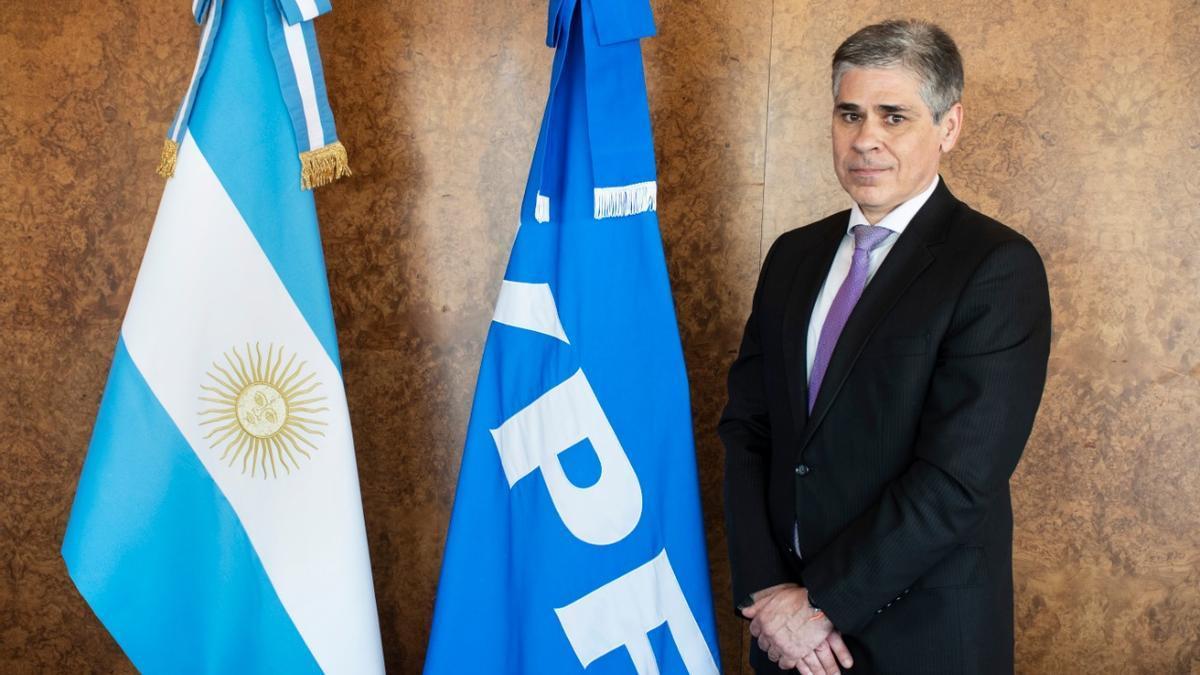 El directorio de YPF aprobó hoy la designación de Pablo González como su presidente
