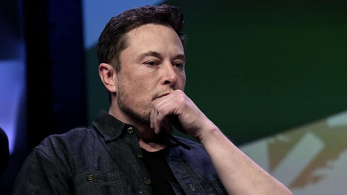 Elon Musk, dueño de SpaceX, Tesla y Neuralink.