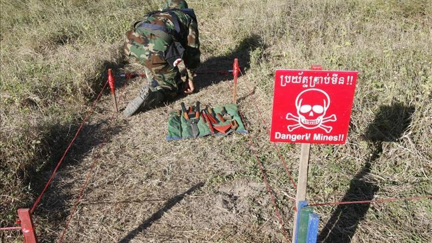 Plantillas con tecnología colombiana aminoran los efectos de las minas antipersona
