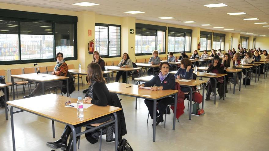 """La Junta insiste en las """"garantías jurídicas"""" existentes en los exámenes de oposición docente"""