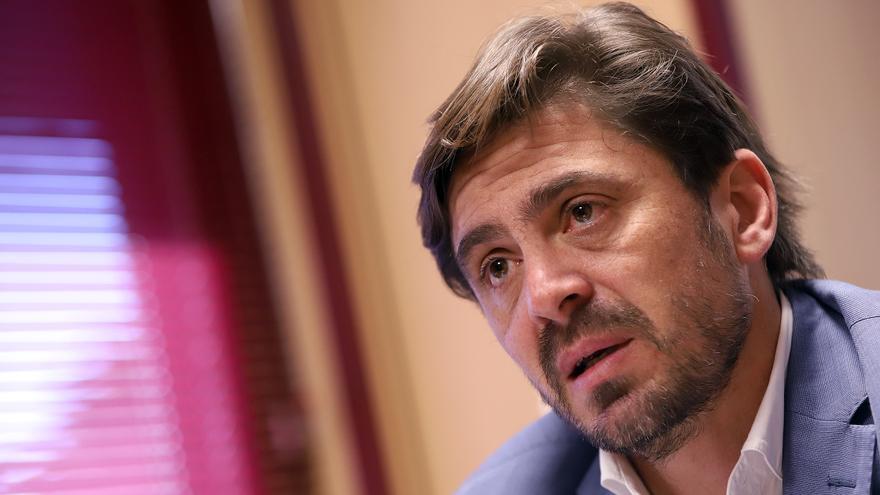 Jorge Marichal, responsable de la organización empresarial de hoteleros en la provincia tinerfeña