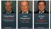 Estos son los 25 hombres blancos (y republicanos) que han prohibido el aborto en Alabama