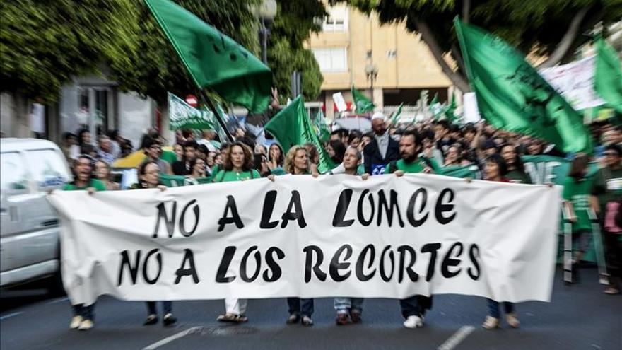 Marchas nocturnas y silenciosas por la educación recorrerán varias ciudades