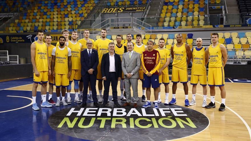 Ampliación del acuerdo entre el Gran Canaria y Herbalife