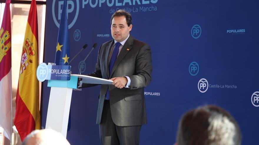 Francisco Nuñez FOTO: PP CLM