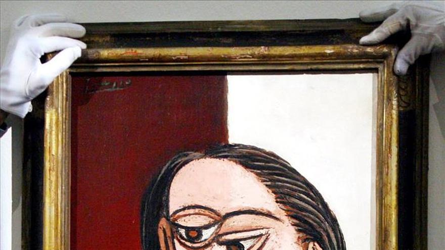 """A subasta en Londres la litografía """"Tête de Femme"""" de Picasso"""