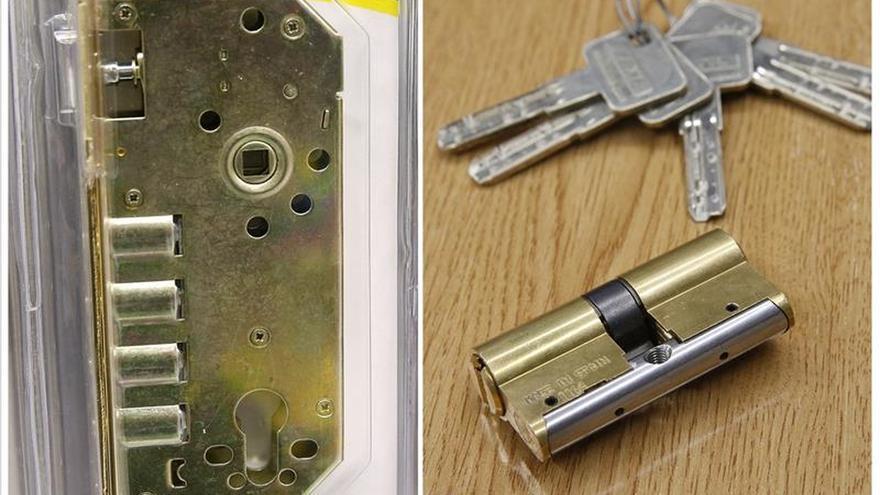 Ocho de cada 10 cerraduras están obsoletas ante las nuevas técnicas de los cacos