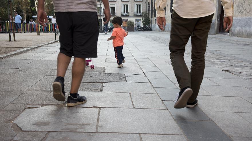 La Ley de Matrimonio Homosexual abrió la puerta a la adopción a gays y lesbianas.