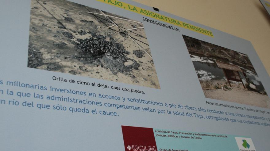 """Exposición """"El Tajo, la Asignatura Pendiente"""" en Toledo"""