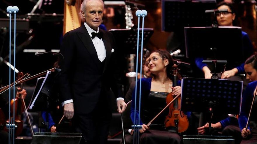 La leyenda de José Carreras se despide de Chile con maestría y elegancia