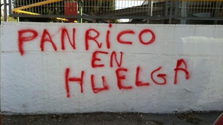 """CC.OO. critica una """"carga desproporcionada"""" de los Mossos contra huelguistas de Panrico"""