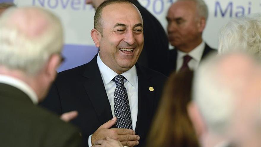 Turquía condena que soldados de EEUU lleven insignias de la guerrilla kurdosiria