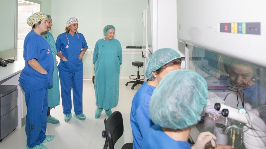 La Unidad de Reproducción Asistida de Valdecilla reduce su lista de espera de 18 a 3 meses