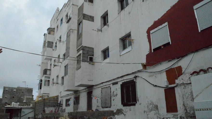 354 viviendas de Tamaraceite (Iago Otero Paz)