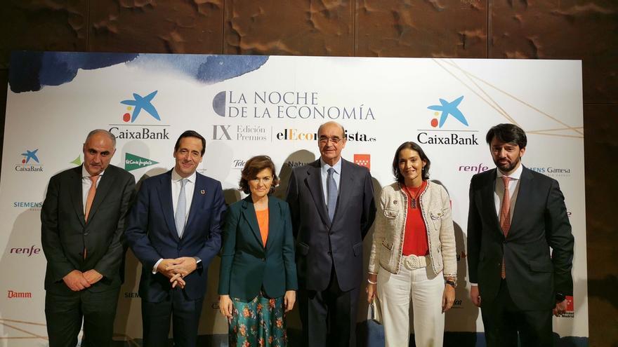 """Calvo insiste en que España necesita """"estabilidad, prudencia y tiempo"""" para abordar medidas """"de medio y largo plazo"""""""