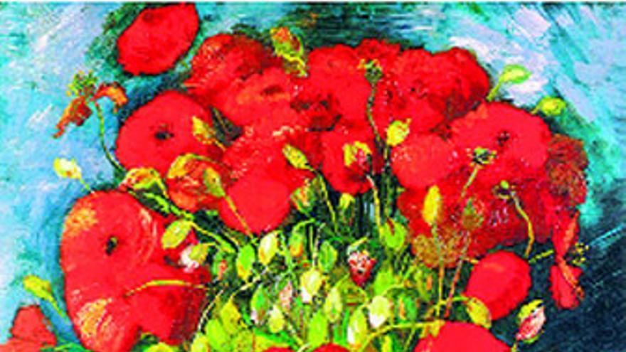 El cuadro 'Las Amapolas' de Van Gogh