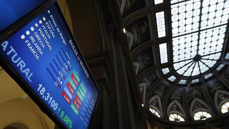 La prima de riesgo continúa en 78 puntos por la estabilidad de los bonos
