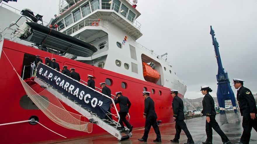 El buque científico más moderno de Latinoamérica va por segunda vez a la Antártida