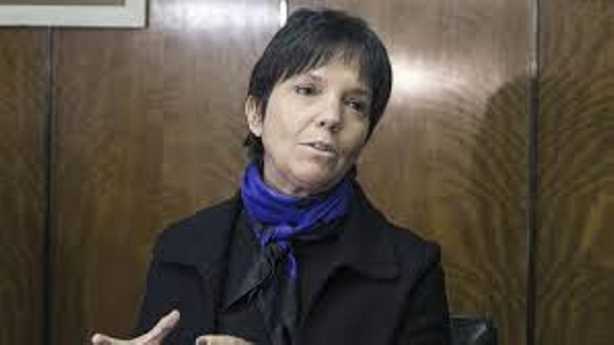 La jefa de la AFIP, Mercedes Marcó del Pont.