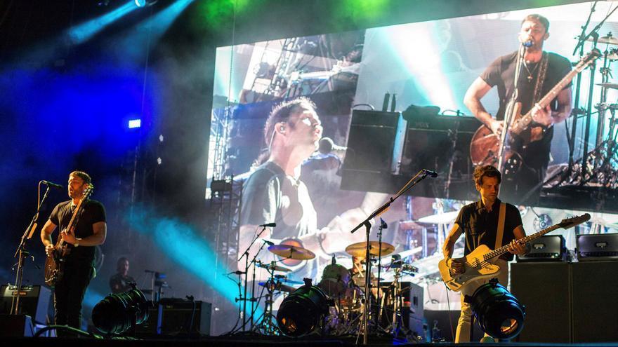 Kings of Leon se convierte en el primer grupo en presentar un álbum en NFT