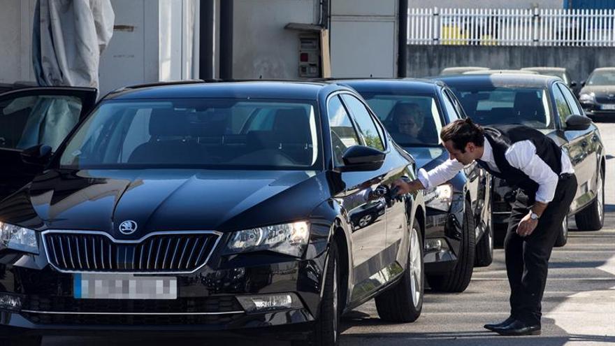 """Tregua hoy en la """"guerra del taxi"""" por el registro en línea de los viajes de VTC"""