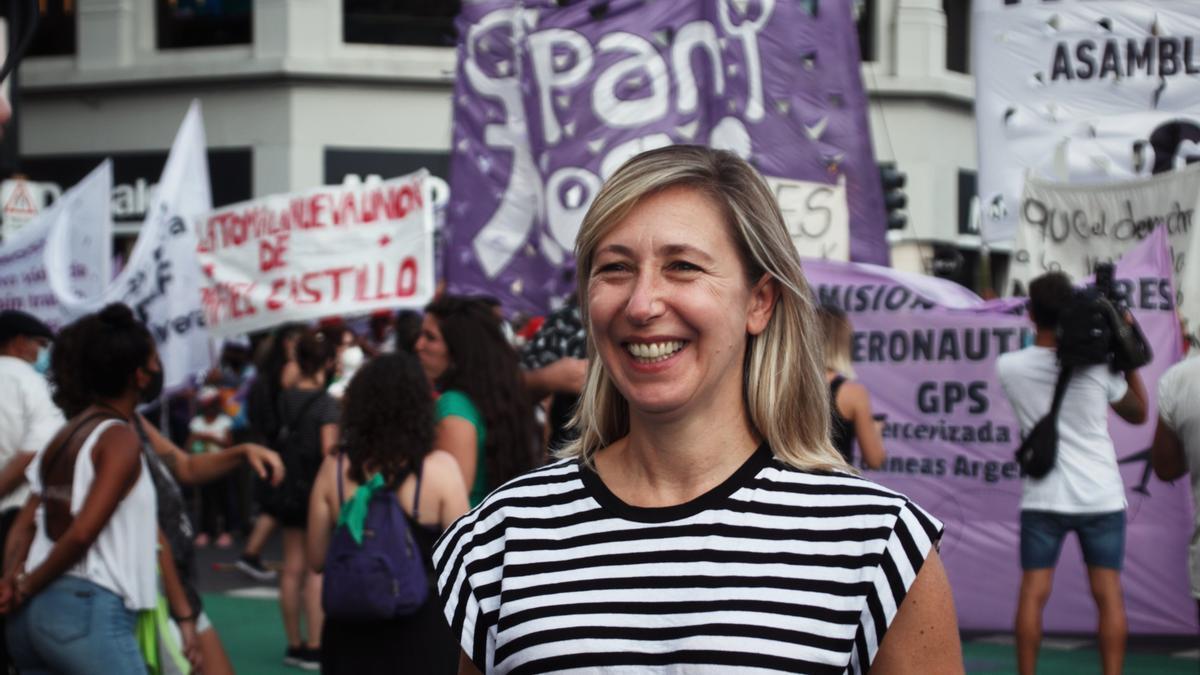 Myriam Bregman encabezará la lista de candidatos a diputados por Ciudad de Buenos Aires.