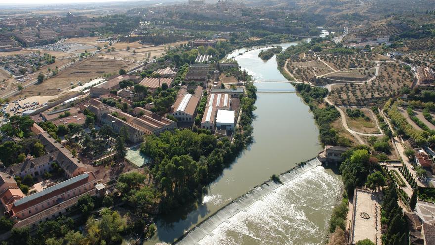 El río Tajo a su paso por Toledo / Foto: UCLM