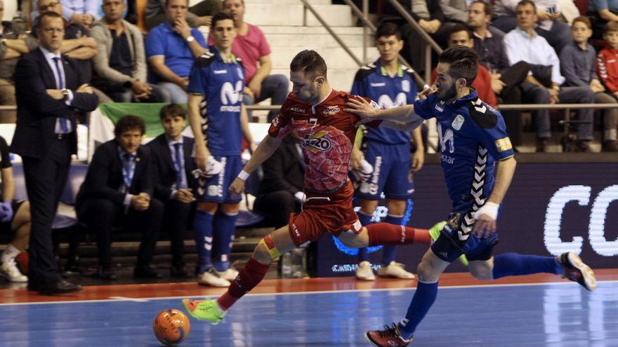 El Inter Movistar se proclamó campeón en los penaltis después de una ardua batalla.