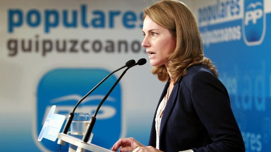 """El PP denuncia la """"unión de intereses"""" entre el PNV Y Bildu"""