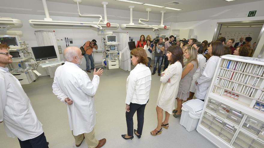 El nuevo sistema informático en Urgencias del CHN permitirá un mejor control de los tiempos de espera de los pacientes