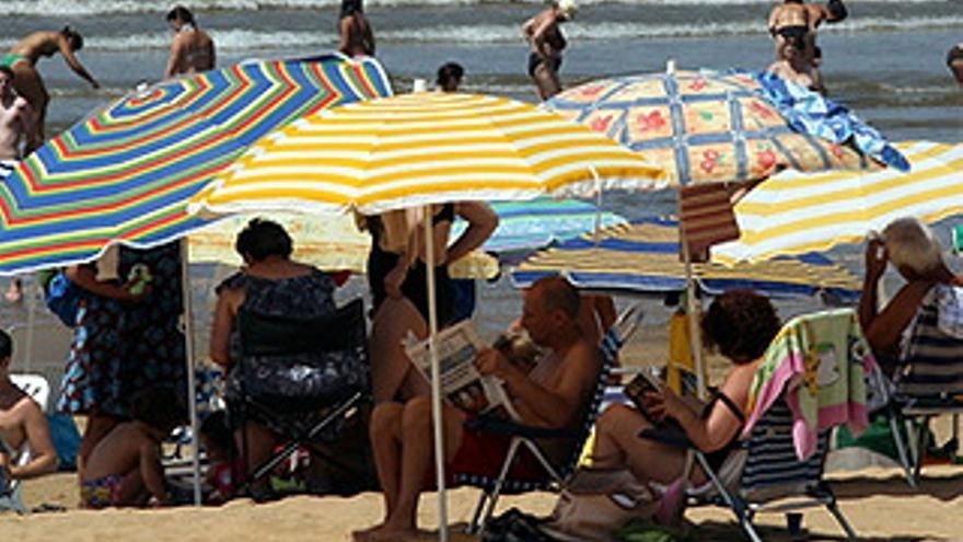 Canarias registra en mayo las máximas más altas de los últimos 20 años