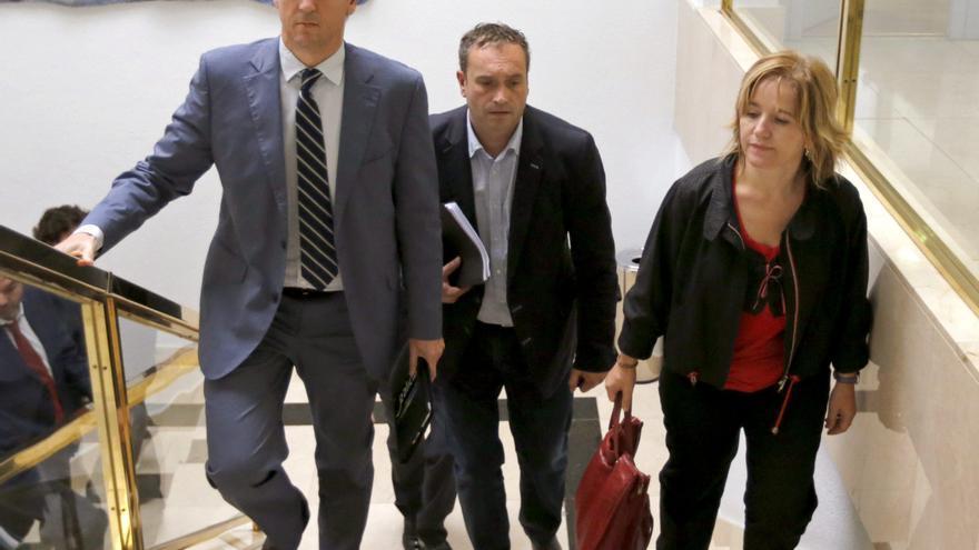 Los partidos pactan tres cara a cara en la Televisión de Galicia