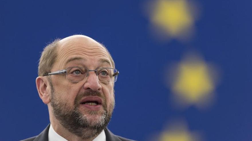 """Schulz dice que el CETA es más que  un """"paso positivo"""" para el comercio entre la UE y Canadá"""