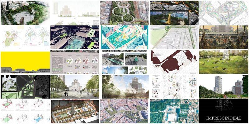 Galería: estos son todos los proyectos para remodelar la Plaza de España